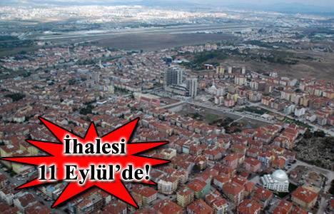 Etimesgut'ta belediyeden 80.1 milyon TL'ye konut ve ticaret alanı!