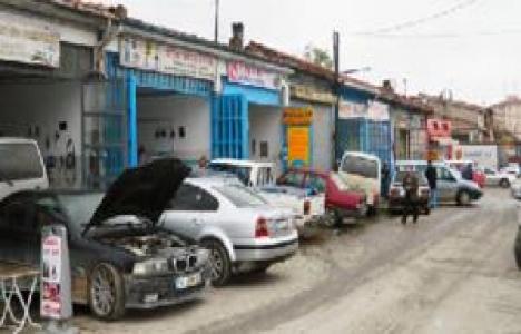 Odunpazarı Küçük Sanayi Sitesi'nin dönüşüm çalışmaları mecliste görüşüldü!
