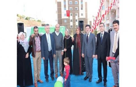 Yozgat Mutafolu'da 484 TOKİ konutu teslim edildi!