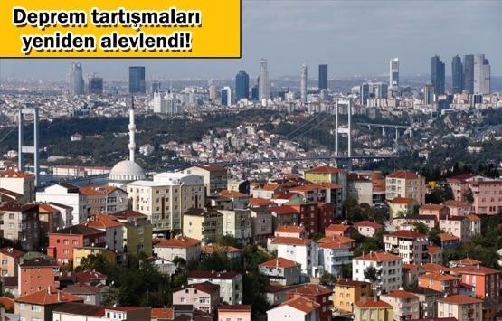 İstanbul depremi uzmanları ikiye böldü!