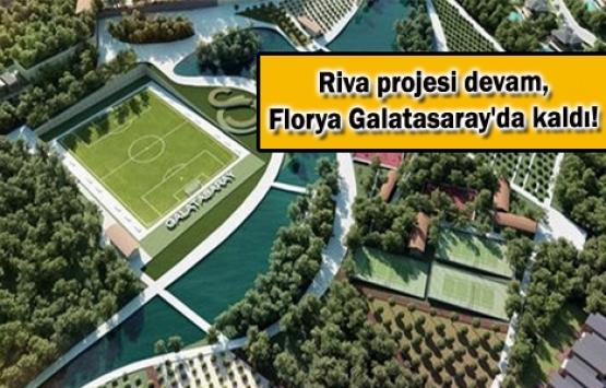 Galatasaray Florya ve Riva arsalarının akıbeti belli oldu!