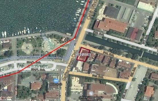 Fethiye'de 7 milyon TL'ye icradan satılık iş yeri hissesi!