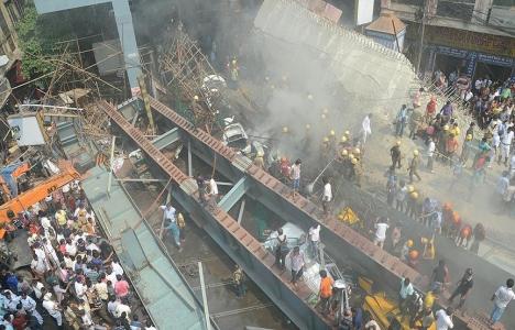 Hindistan'da köprü