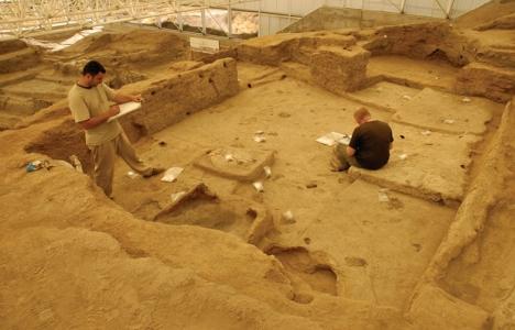 Çatalhöyük kazıları 22'nci yılını tamamladı!