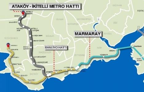 Ataköy İkitelli Metrosu