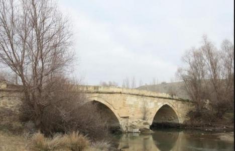 Yozgat'ta tarihi köprüler restore edilecek!