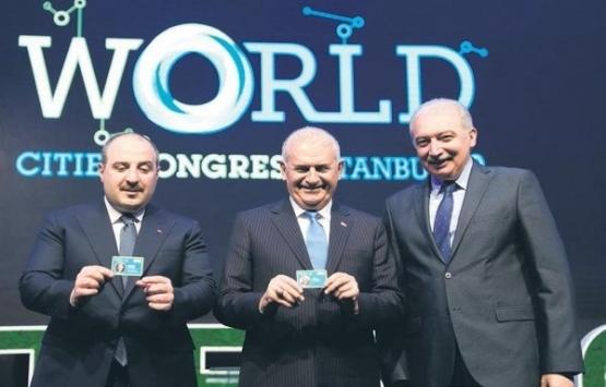 Binali Yıldırım İstanbul'u akıllandıracak!