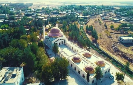 Şanlıurfa Eyyüp Nebi Cami ve Külliyesi'ndeki restorasyon çalışmaları tamamlandı!