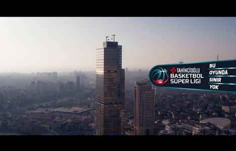 Tahincioğlu, Basketbol Süper Ligi'nin yeni sezonunu kutluyor!