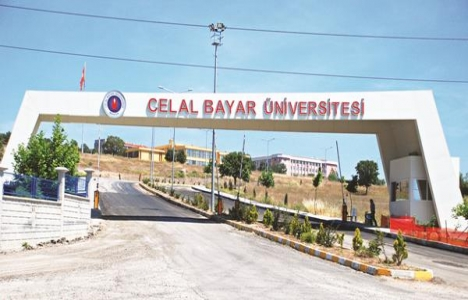 Celal Bayar Üniversitesi'nin