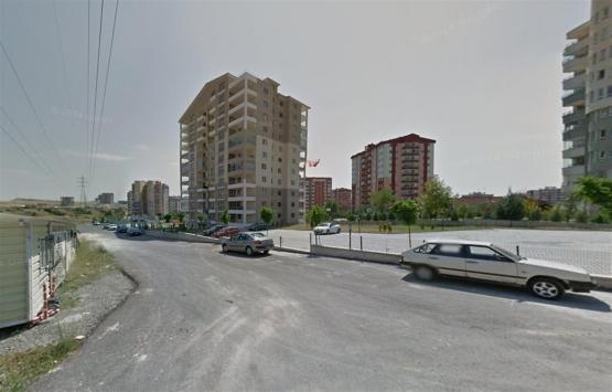 Ankara Etimesgut'ta yol