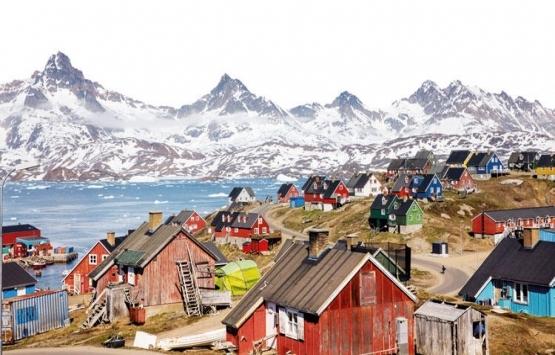 'Donald Trump Grönland'ı