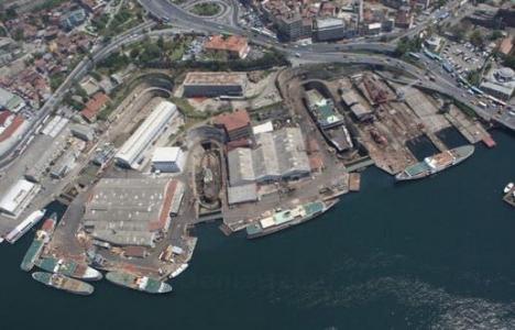 Haliçport Projesi'ne 4 bin 159 metrekare alan ilavesi!