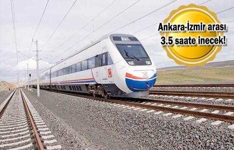 Ankara-İzmir YHT test