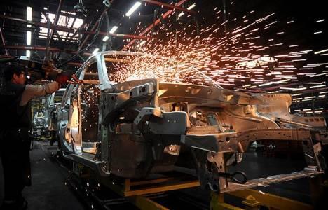 Sanayi üretimi Nisan'da yüzde 4.6 arttı!