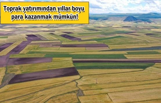 Arsa ve arazi yatırımcıları dikkat!