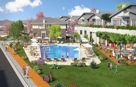 Dekar Asmalı Hayat 2. Etap satılık ev!