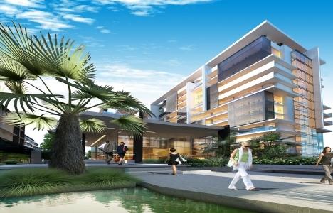 Seba Office Boulevard projesinin lansmanı 25 Kasım'da!