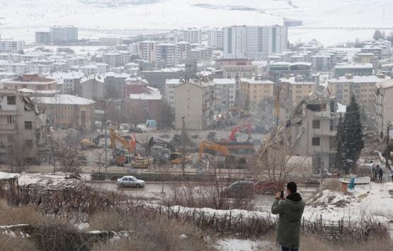 Malatya'da 4 bin 928 binada 9 bin 310 bağımsız bölüm ağır hasarlı!