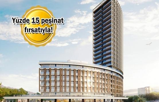 Air Başakşehir ön satışta! 928 bin TL'ye 1+1!