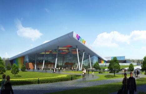 Rusya'daki Raduga Park AVM 2016'nın ikinci çeyreğinde açılacak!