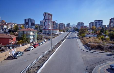 Altındağ'da 352 kilometre