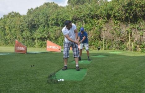 Dünya şampiyonları golf