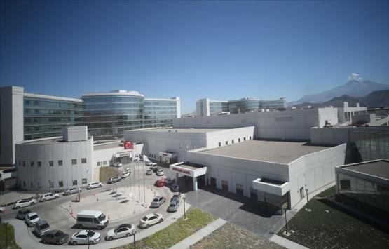 Şehir hastanesi modeline