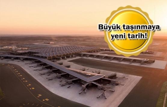 İstanbul Havalimanı'na büyük