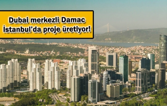 Damac Properties'ten Levent