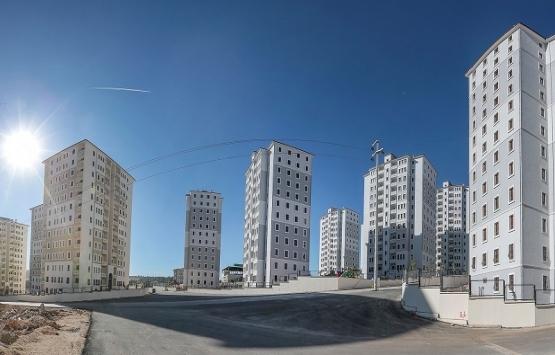 Gaziantep'te polisler kira öder gibi ev sahibi olacak!