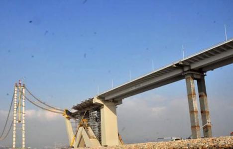 Körfez Geçiş Köprüsü Mart 2016'da açılacak!