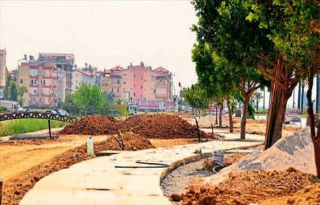 Manavgat Belediyesi ilçeye
