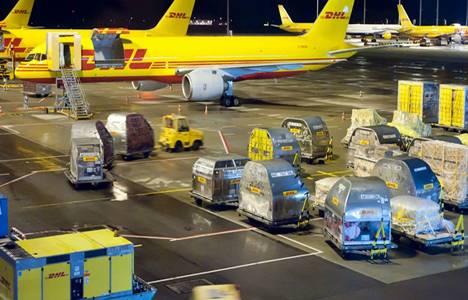 DHL, Almanya'daki merkezine ek depolama alanı inşa ediyor!