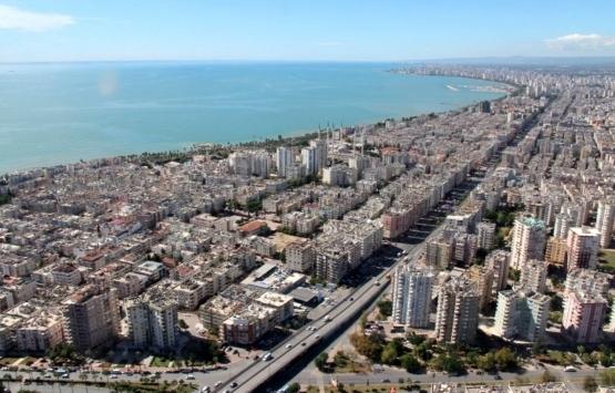 Mersin Akdeniz'de 416 konutun inşaatı başladı!
