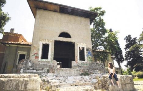 Bornova'daki tarihi Paterson