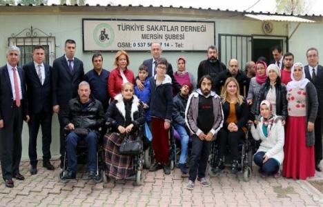 Mersin Akdeniz Belediyesi'nden