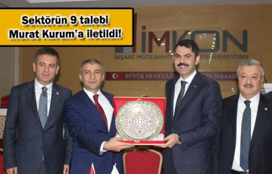 Türkiye'de acilen Müteahhitler Odaları Birliği kurulmalı!