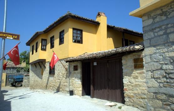 Çanakkale Atatürk Evi'nin restorasyonunda sona gelindi!