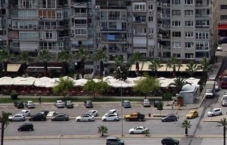İzmir Göztepe'deki kafeteryalara 200'er bin TL'lik şok!