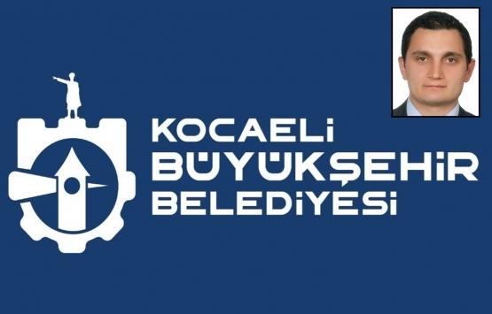 Selçuk Çalık Kocaeli Büyükşehir Belediyesi Emlak Yönetimi Şube Müdürü oldu!