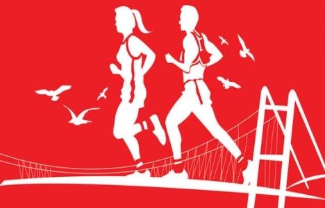 Vodafone İstanbul Maratonu'na