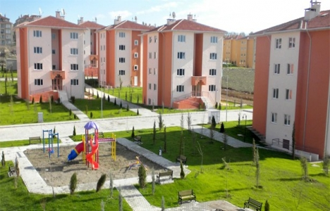 Bursa İznik TOKİ'de