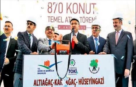 Ankara Mamak'ta 870