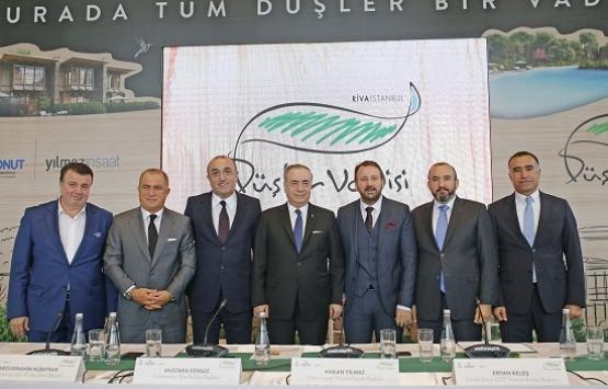 Galatasaray Düşler Vadisi Riva satışa çıktı!