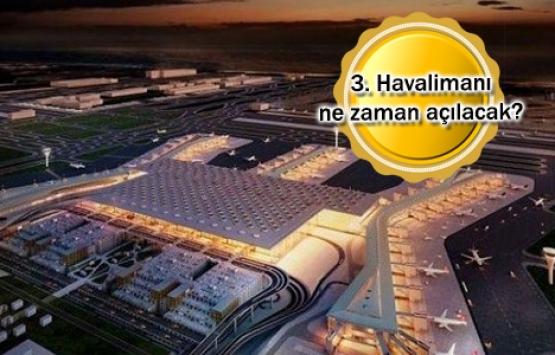 Yeni Havalimanı açılışı 1 Ocak'a mı ertelendi?