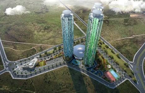 Ons İncek Residence Ankara projesi!