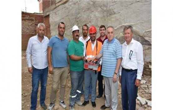 Manisa Alaşehir'de sit sorunu çözüldü!