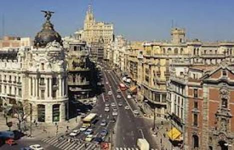İspanya'yı ziyaret eden