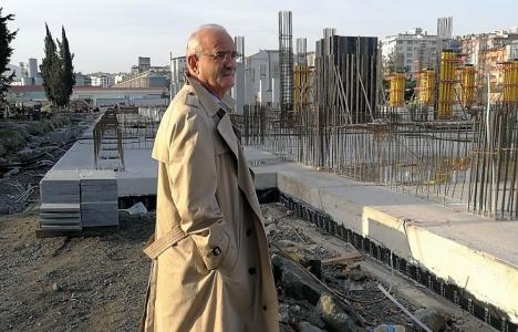 Samsun Müzesi'nin inşaatı yükseliyor!
